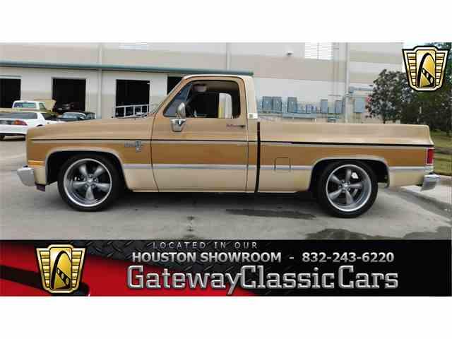 1984 Chevrolet C10 | 1019936