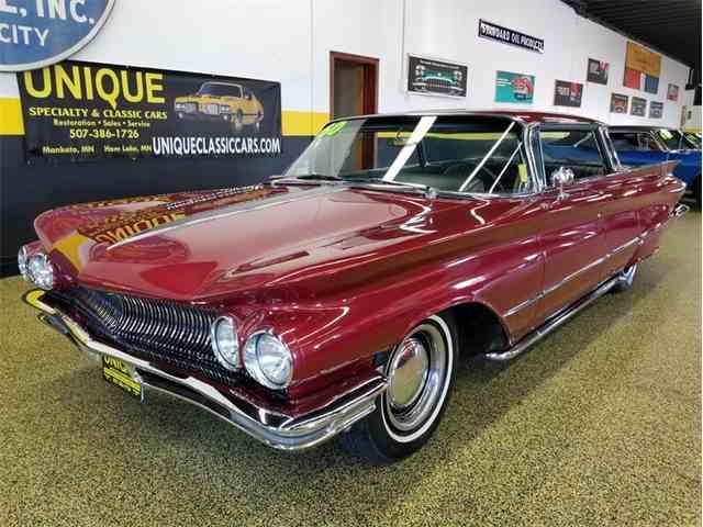 1960 Buick Invicta 4dr Flat Top   1019938