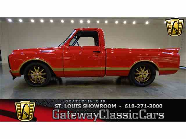 Picture of 1971 C10 - $31,595.00 Offered by Gateway Classic Cars - St. Louis - LUZN