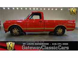 Picture of 1971 Chevrolet C10 - $33,995.00 Offered by Gateway Classic Cars - St. Louis - LUZN