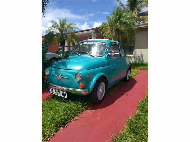 1972 Fiat 500L | 1010994