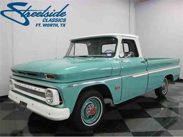 1966 Chevrolet C10 | 1019942