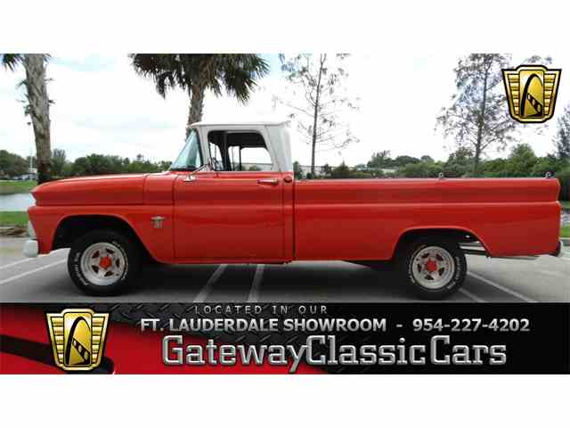 Picture of 1963 C10 located in Florida - $24,595.00 Offered by Gateway Classic Cars - Fort Lauderdale - LUZR