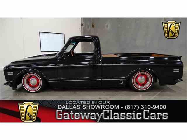 1972 Chevrolet C10 | 1019944