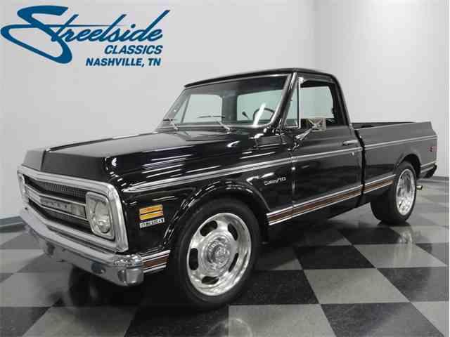 1969 Chevrolet C10 | 1019945