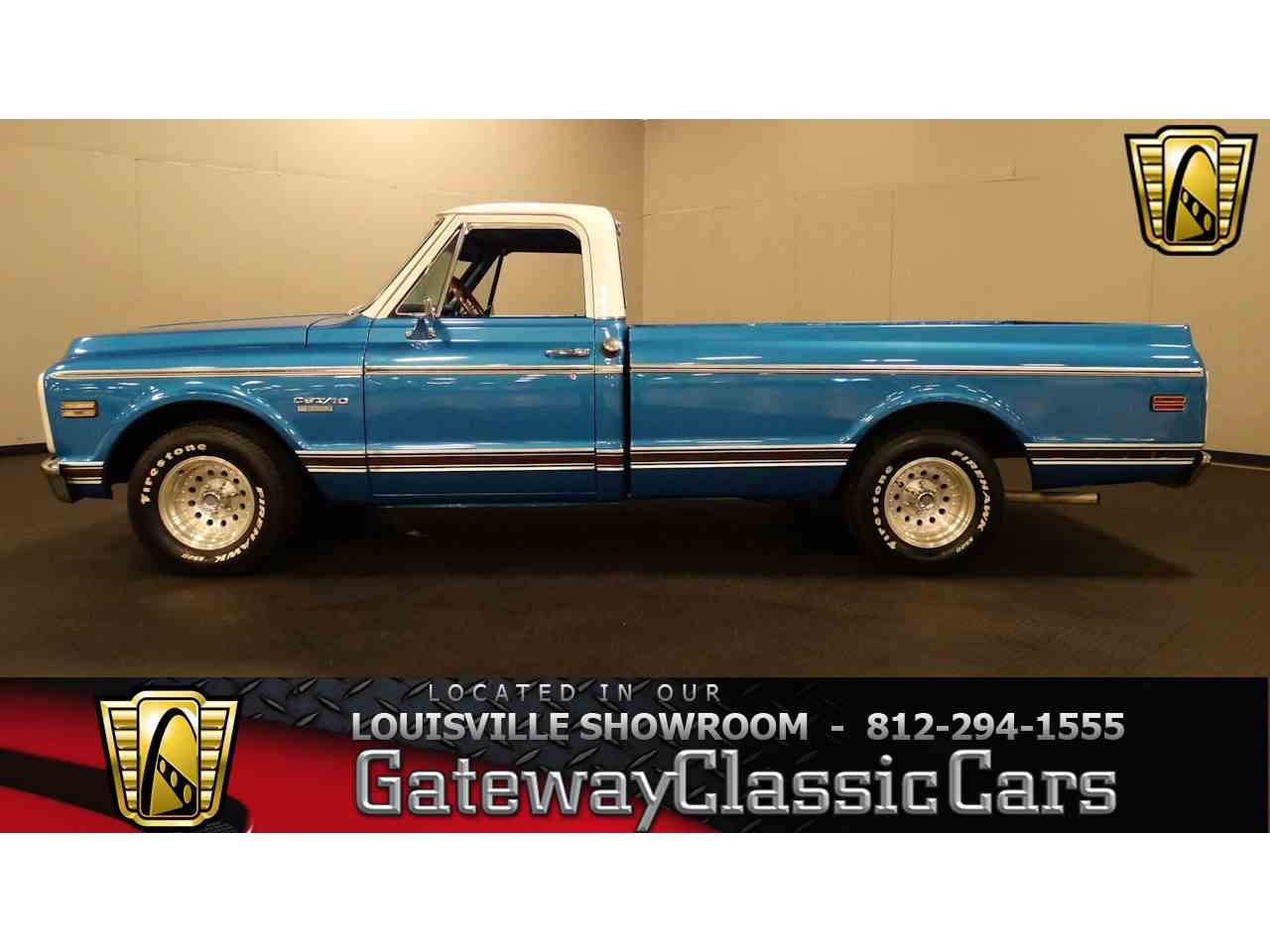 Large Picture of '70 C10 - LUZW