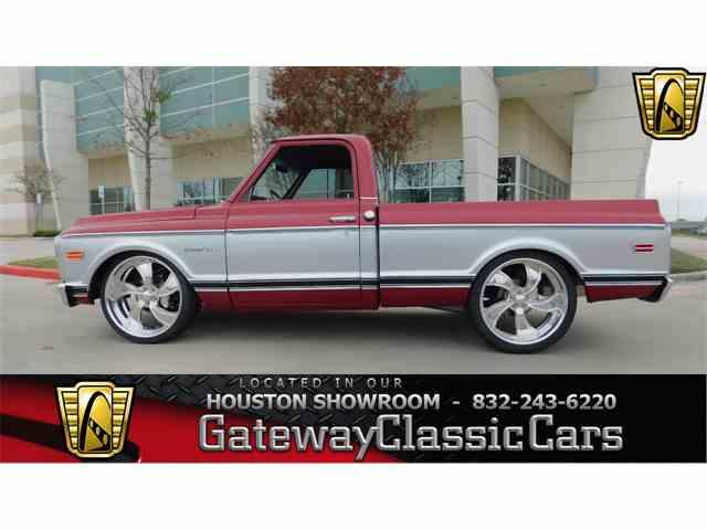 1969 Chevrolet C10 | 1019949