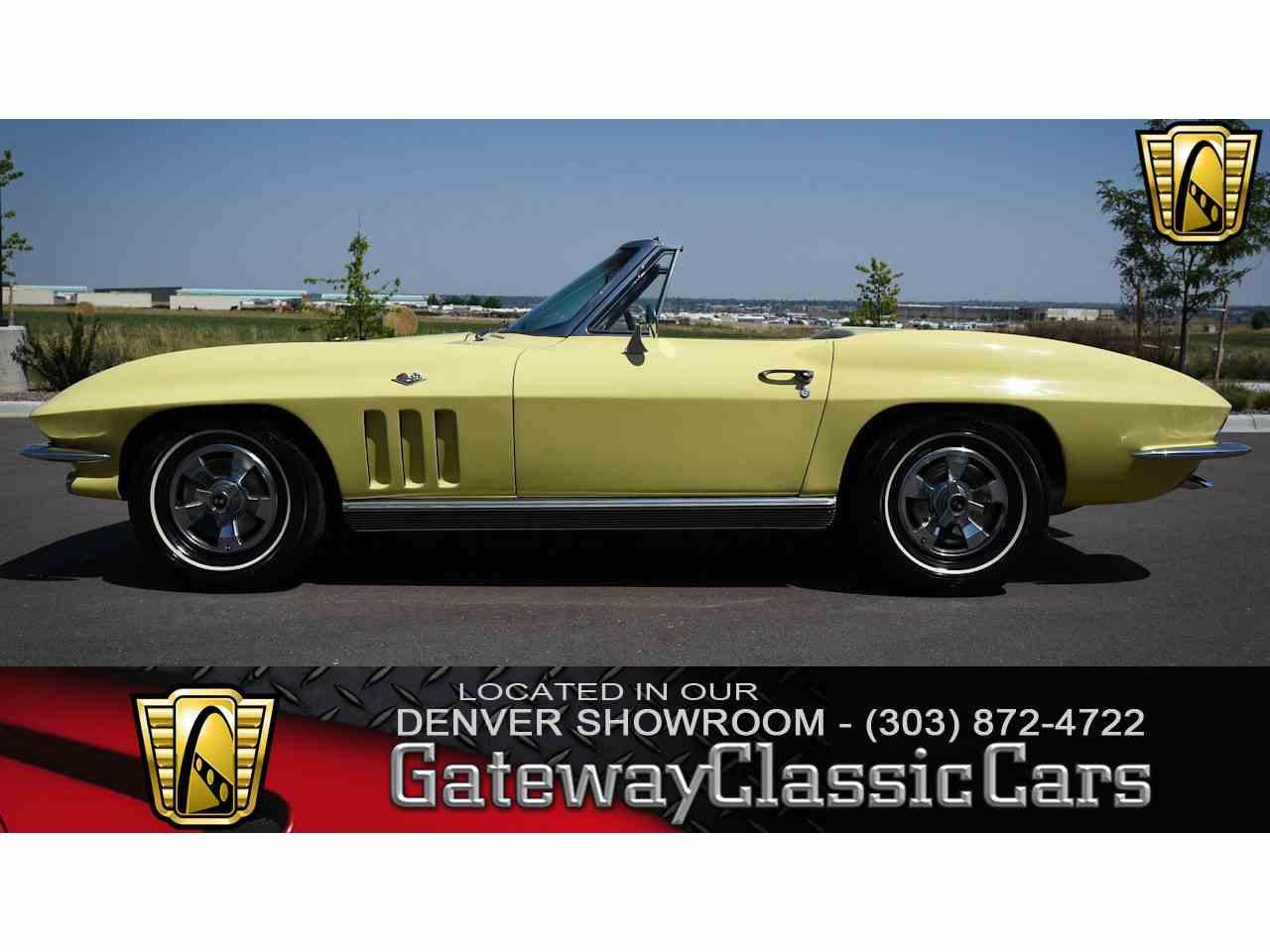 Large Picture of '66 Corvette - LV00