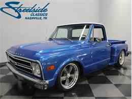Picture of Classic 1968 Chevrolet C10 - $32,995.00 Offered by Streetside Classics - Nashville - LV07