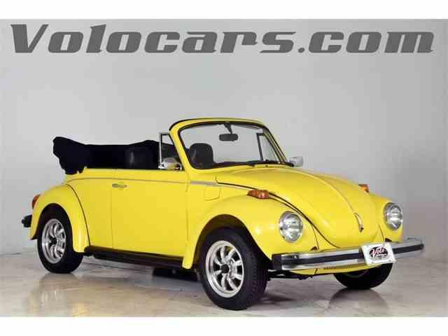 1974 Volkswagen Super Beetle | 1019960