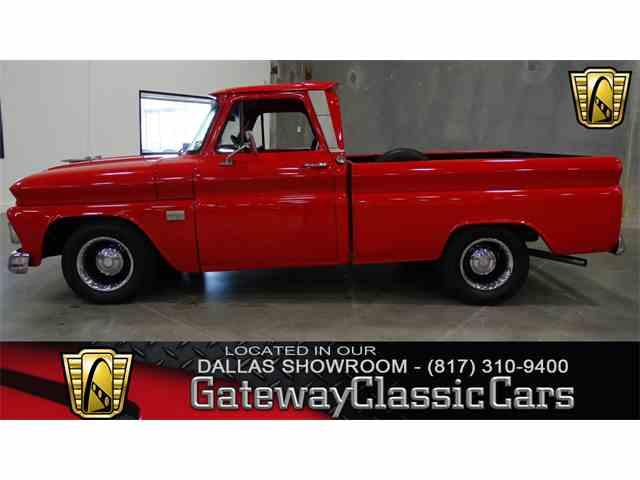 1966 Chevrolet C10   1019962