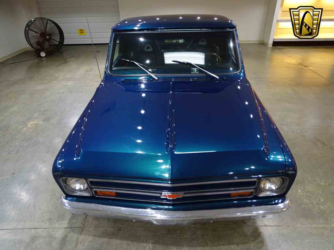 Large Picture of '67 C10 - LV0B