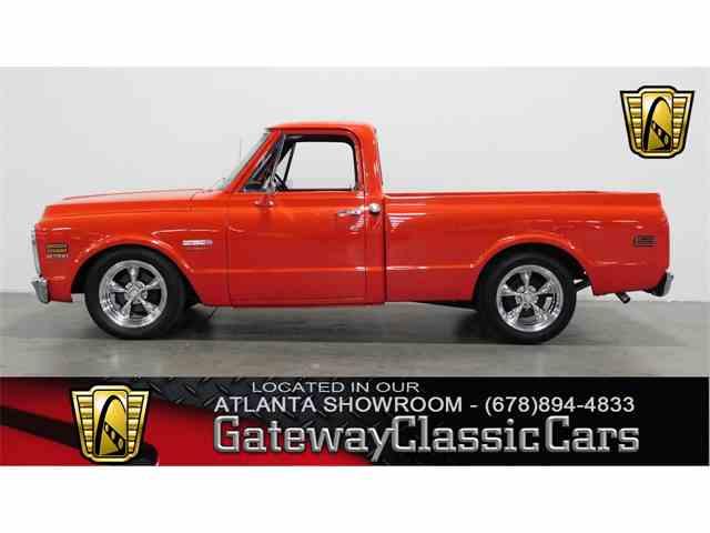 1971 Chevrolet C10 | 1019964