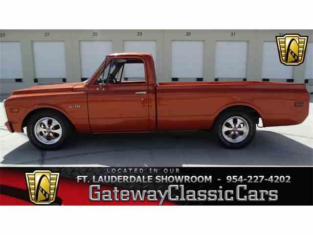 1970 Chevrolet C10 | 1019965
