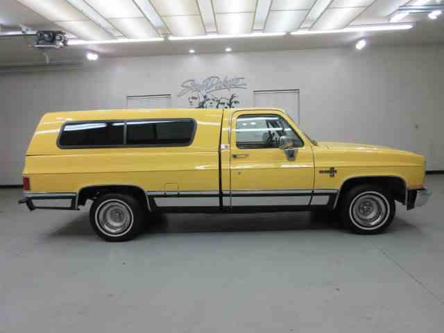 1985 Chevrolet C10 | 1019966