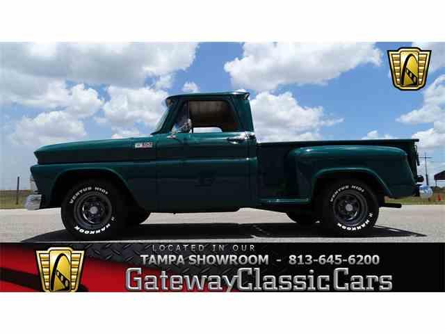1965 Chevrolet C10 | 1019972