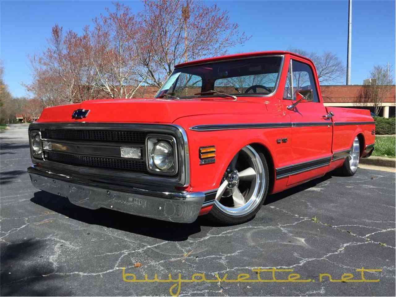 Large Picture of '69 C10 - LV0O