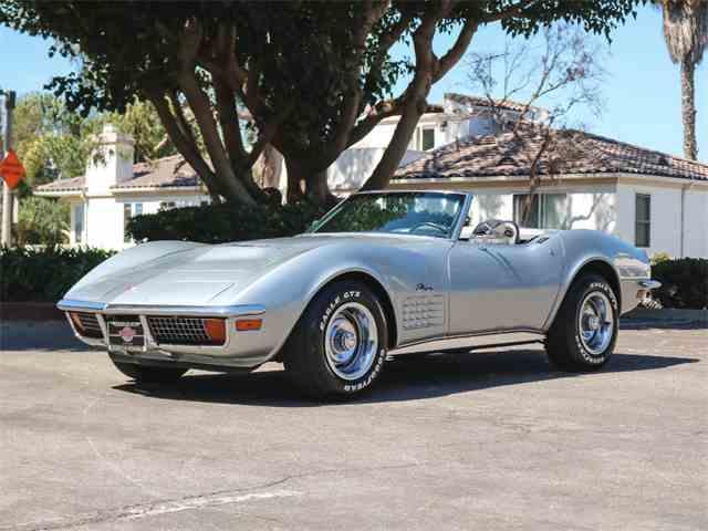 1972 Chevrolet Corvette | 1019981