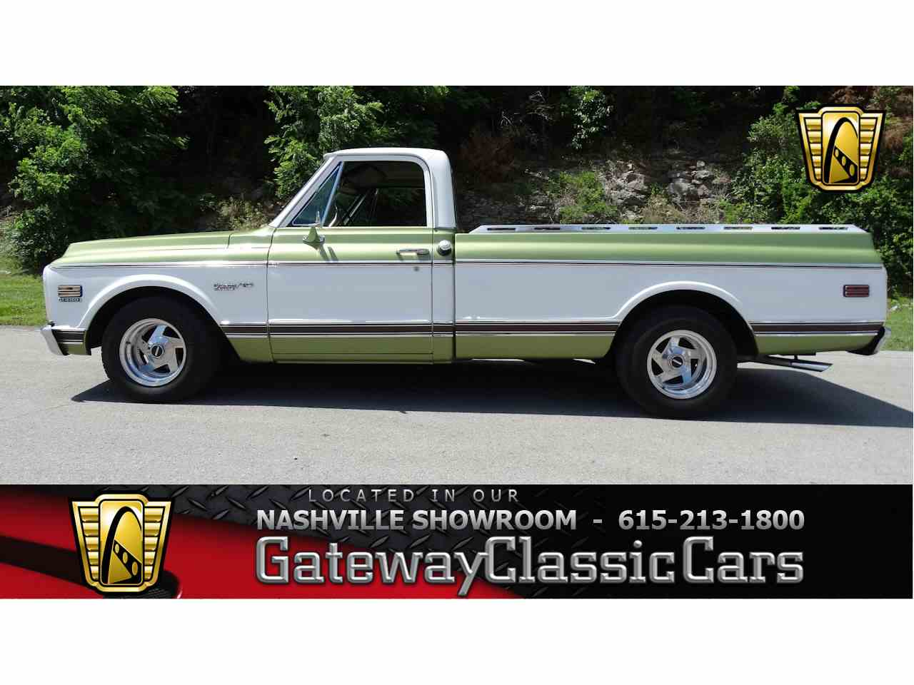 1971 Chevrolet C10 for Sale - CC-1019986