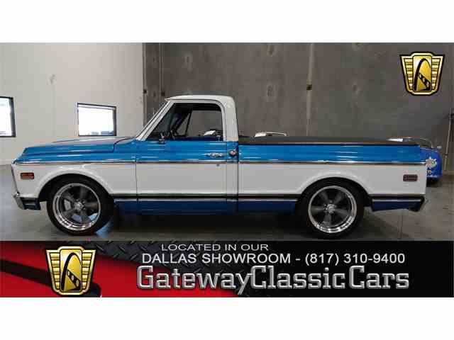 1971 Chevrolet C10 | 1019992