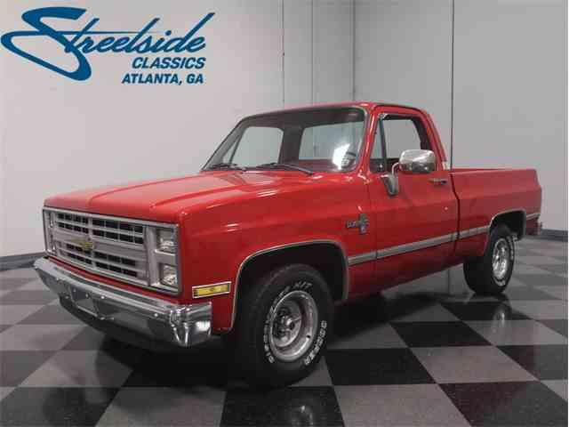 1987 Chevrolet C10 | 1019993