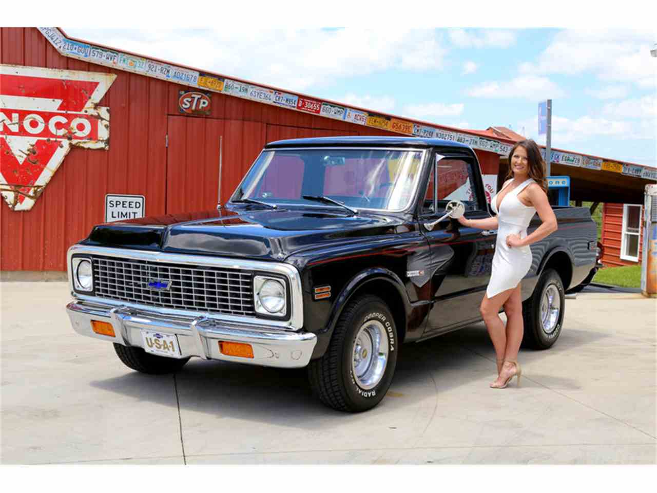 Large Picture of '72 C10 - LV18