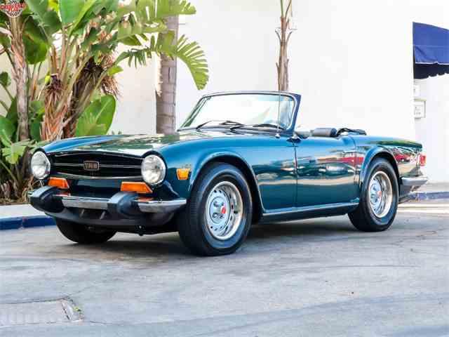 1974 Triumph TR6 | 1019998