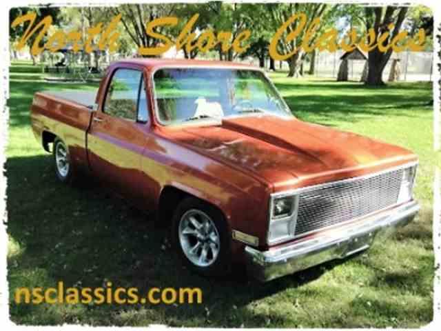 1983 Chevrolet C10   1019999