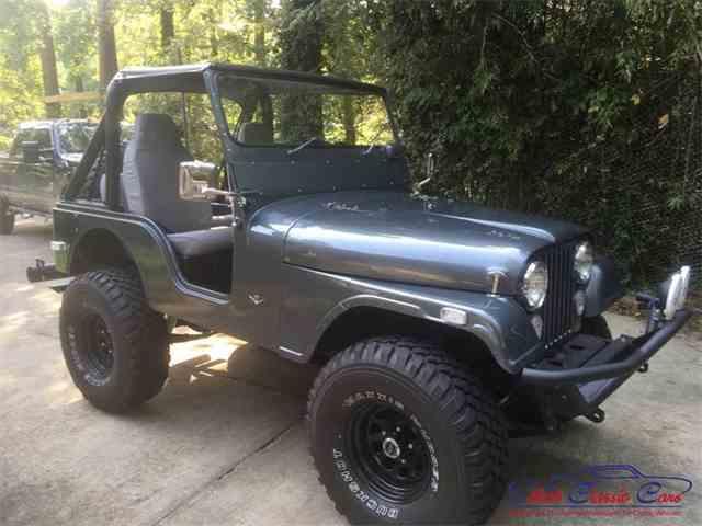 1975 Jeep CJ5 | 1020001