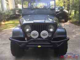 Picture of '75 Jeep CJ5 located in Hiram Georgia Offered by Select Classic Cars - LV1D