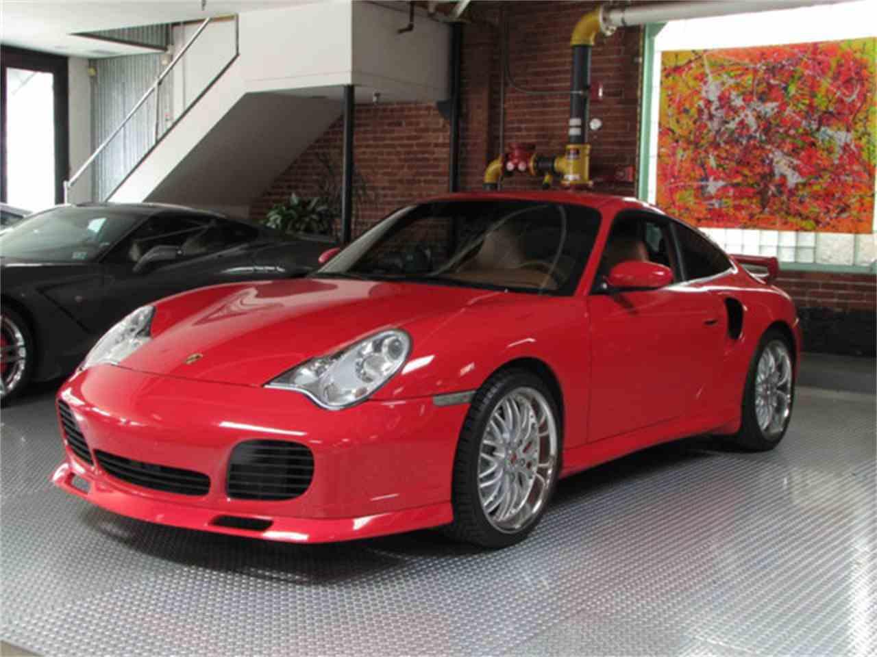 2003 Porsche 911 Carrera for Sale - CC-1021002