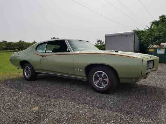 1969 Pontiac GTO | 1021006