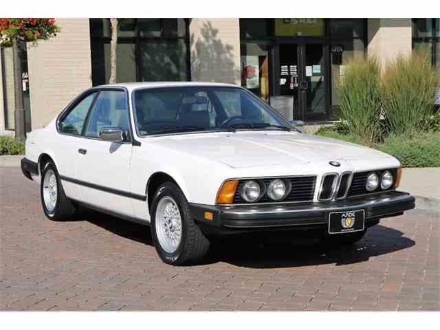 1985 BMW 6 Series | 1021010