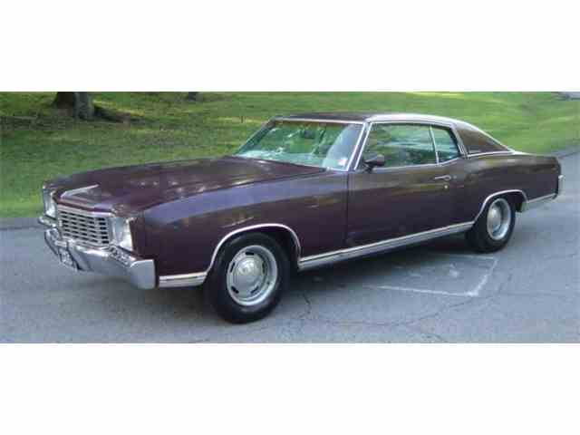 1972 Chevrolet Monte Carlo | 1021020