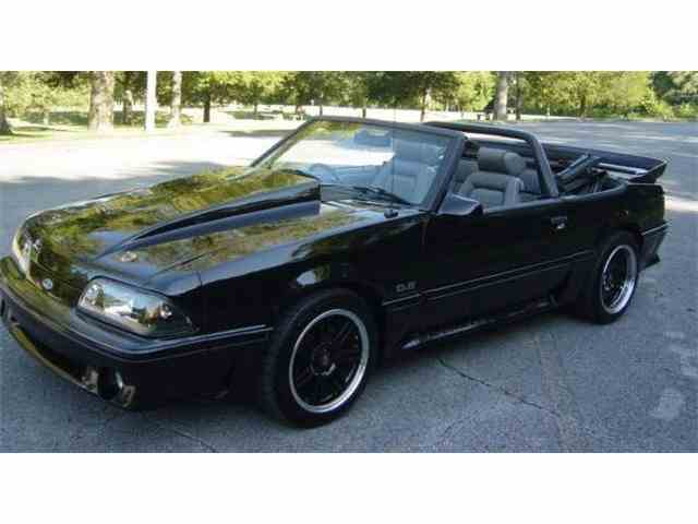 1987 Ford Mustang | 1021037