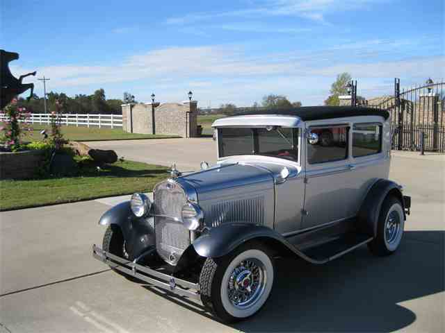 1930 Ford Model A | 1021040