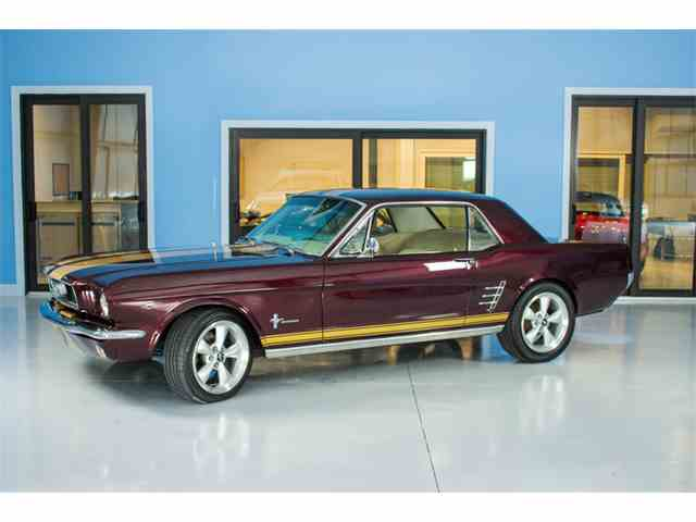 1966 Ford Mustang   1021041