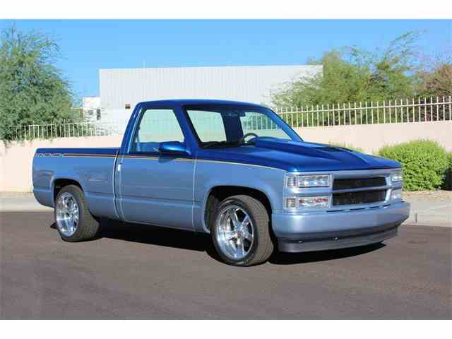 1989 Chevrolet C/K 1500   1021042