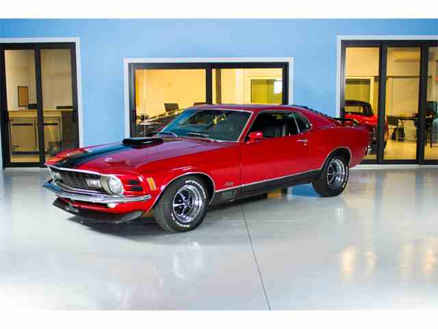 1970 Ford Mustang Mach 1 | 1021044