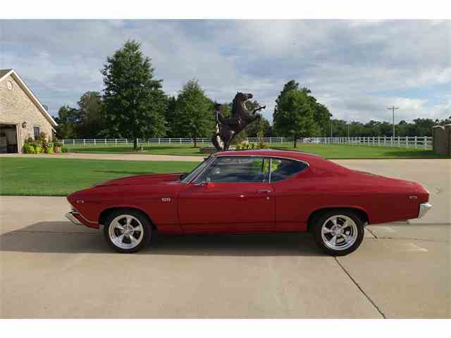 1969 Chevrolet Chevelle | 1021051