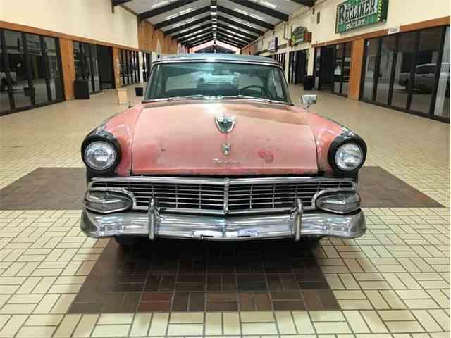 1956 Ford Victoria | 1021052