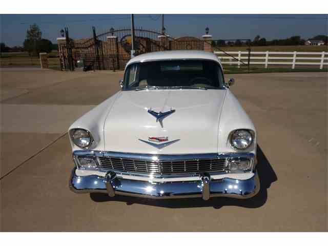 1956 CHEVROLET DELIVERY   1021060