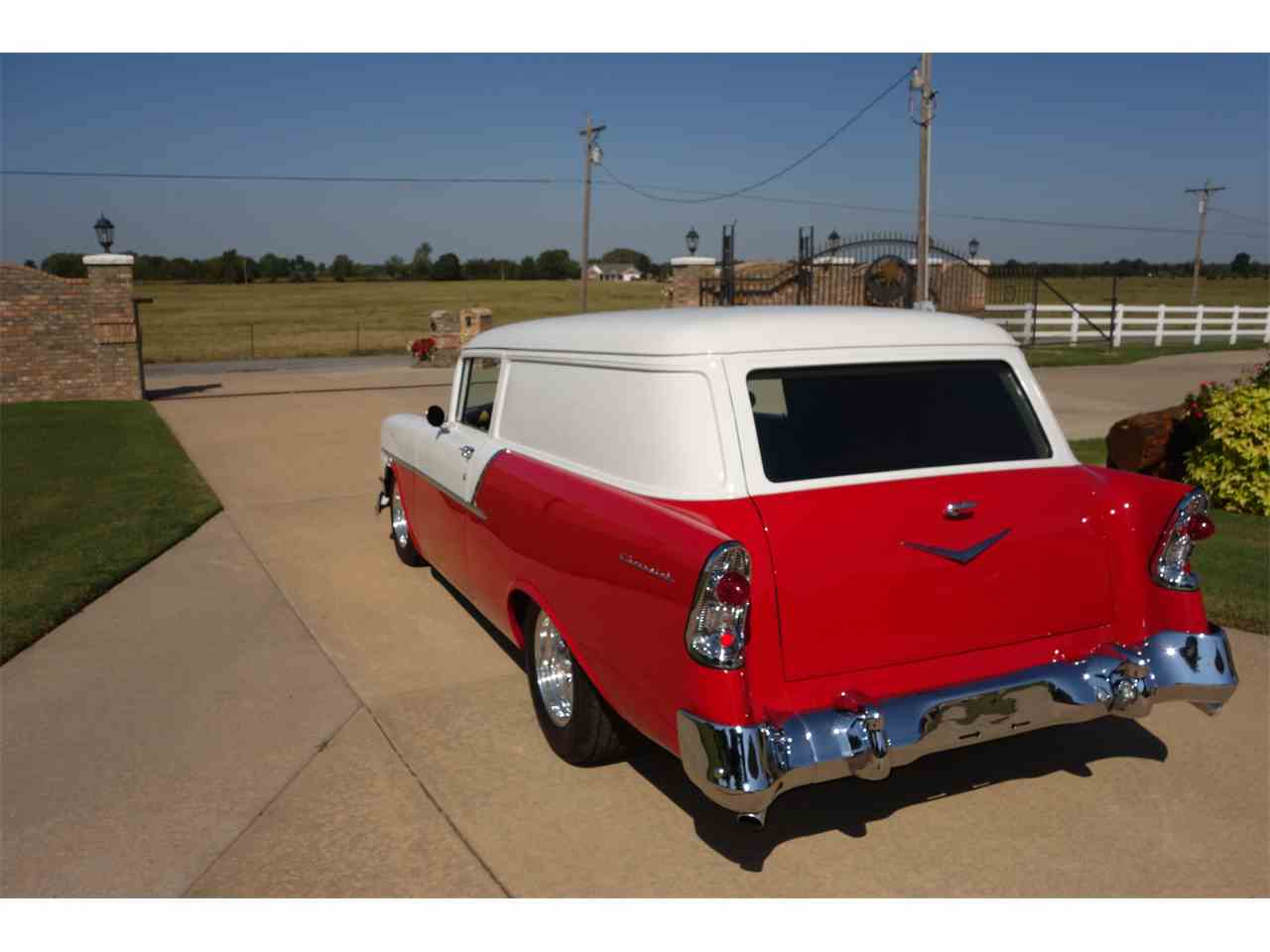 1956 Chevrolet Delivery for Sale   ClassicCars.com   CC-1021060