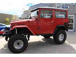 1970 Toyota Land Cruiser FJ for Sale - CC-1021061