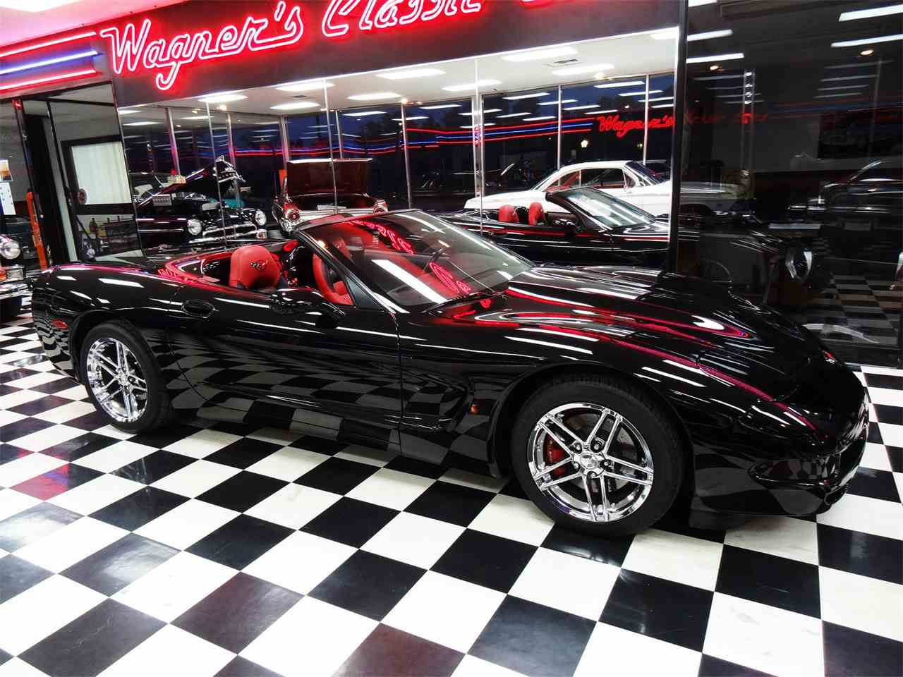 Large Picture of 2002 Corvette located in Kansas - $28,000.00 - LVV2