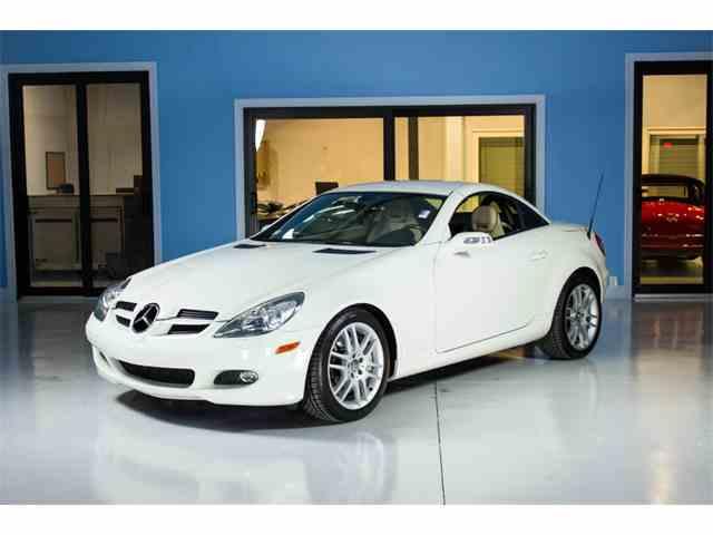2007 Mercedes-benz SLK 350 Convertible | 1021075