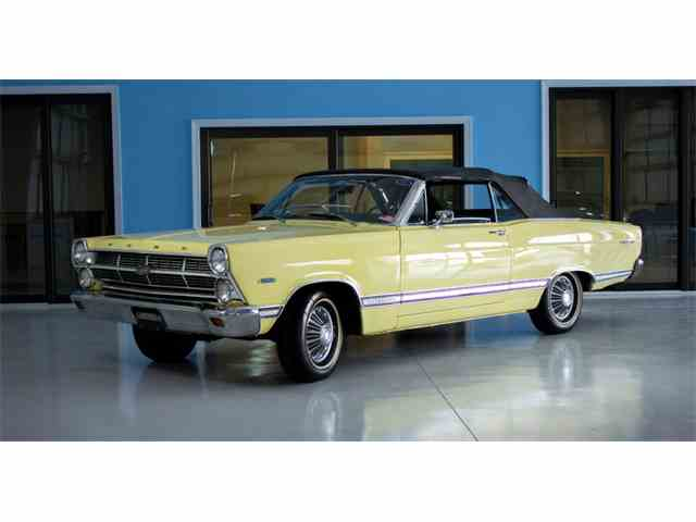 1967 Ford Fairlane 500 XL | 1021083