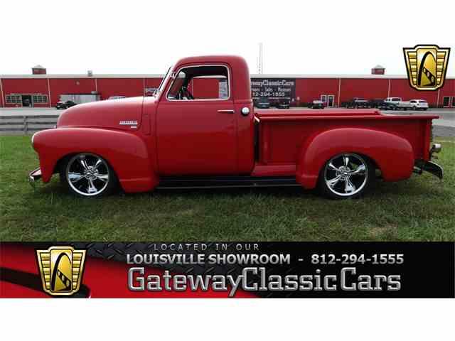 1950 Chevrolet 3100 | 1020011