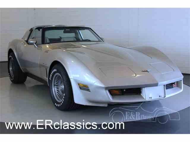 1982 Chevrolet Corvette | 1021144
