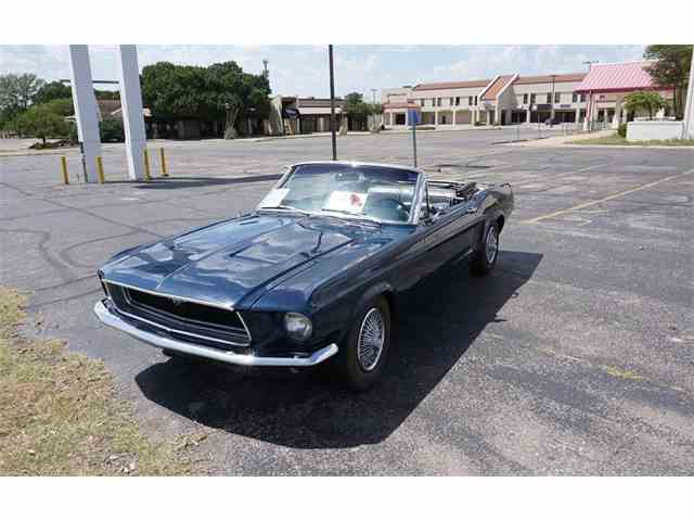 1968 Ford Mustang | 1021158